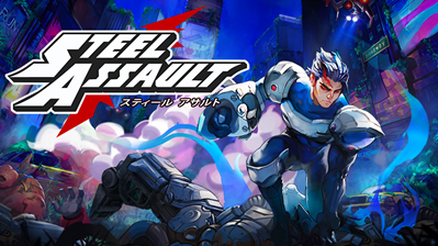 Video: Tribute Games' 'Steel Assault' Coming Out Sept. 28 (PC, Switch)